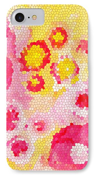 Flowers Vii IPhone Case by Patricia Awapara