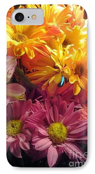 Flowers2 IPhone Case by Susan Townsend