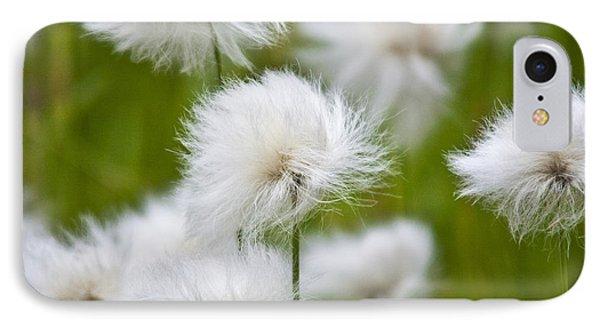 Flowery Cotton Phone Case by Heiko Koehrer-Wagner