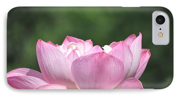 Flowing Lotus IPhone Case