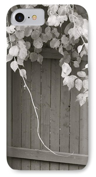 Flowing Over IPhone Case by Robin Regan