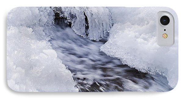 Flowing IPhone Case by Simona Ghidini