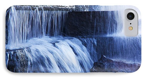 Flowing Water IPhone Case by Stuart Litoff