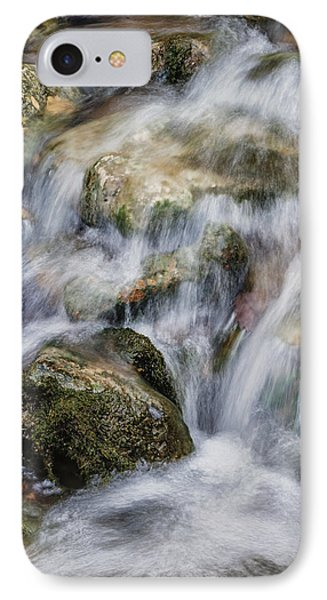 Flowing Waters IPhone Case by Diana Boyd
