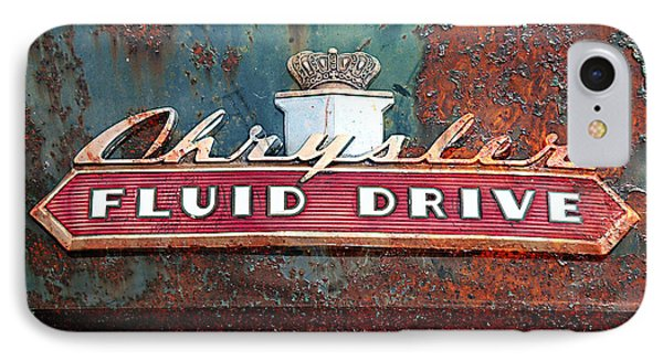 Fluid Drive IPhone Case by Greg Sharpe