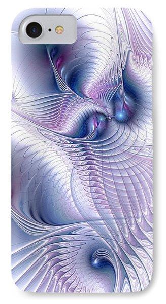 Flux IPhone Case by Anastasiya Malakhova