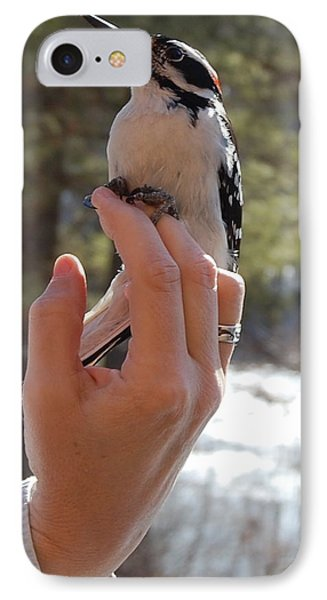 Fly Away IPhone Case by Mim White