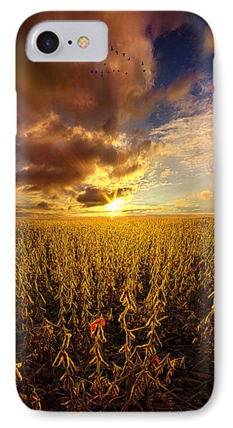 Fly Over Country IPhone Case