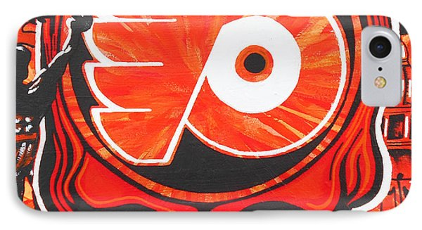 Flyer Love IPhone Case by Kevin J Cooper Artwork