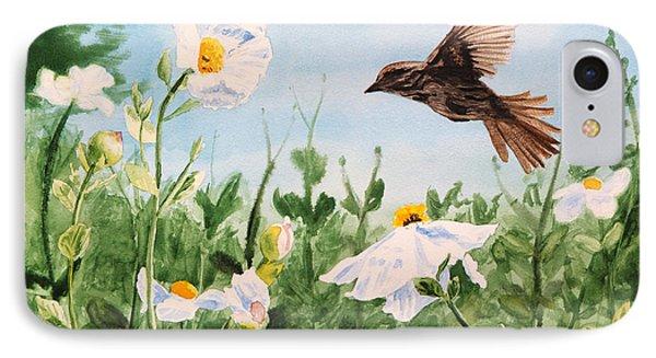 Flying Bird IPhone Case