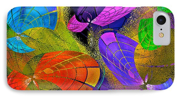 Flying Colors Phone Case by Gwyn Newcombe