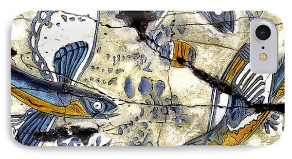 Flying Fish No. 3 - Study No. 2 IPhone Case