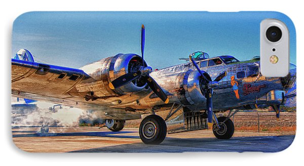 Flying Fortress Sentimental Journey IPhone Case