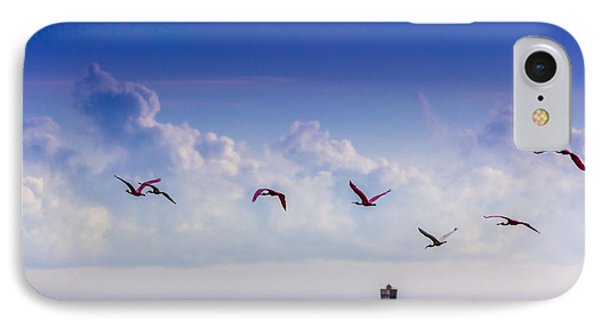Flying Free IPhone Case