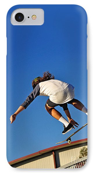Flying High - Action Phone Case by Kaye Menner