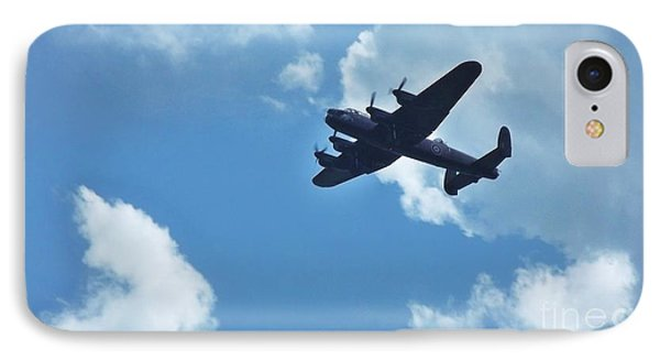 IPhone Case featuring the photograph Flying High by John Williams