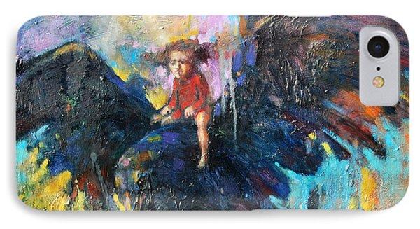 Flying In My Dreams Phone Case by Michal Kwarciak