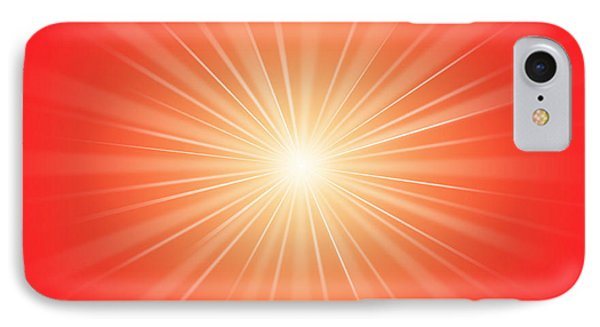 Focus For Meditation 2 Phone Case by Philip Ralley