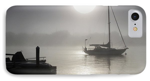 Fog 2 IPhone Case by Butch Lombardi