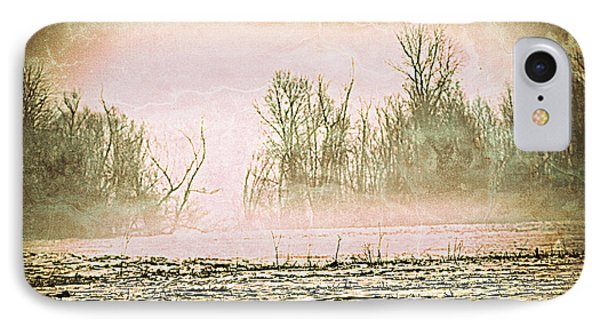 Fog Abstract 1 Phone Case by Marty Koch