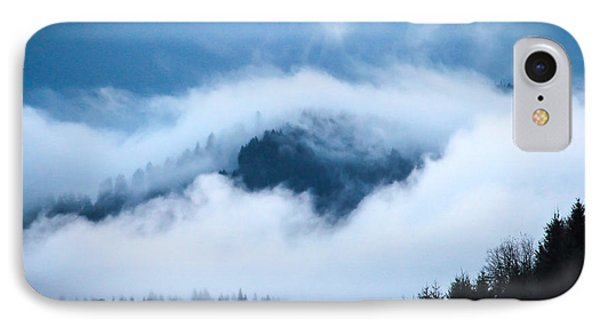 Fog After Storm Phone Case by Katie Wing Vigil