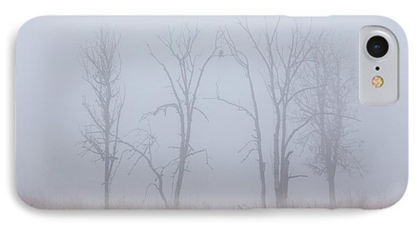 Fog Phone Case by Angie Vogel