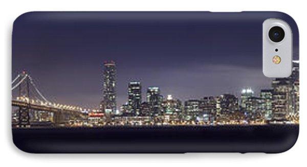 Fog City San Francisco Phone Case by Mike Reid