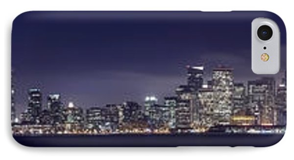 Fog City San Francisco2 IPhone Case by Mike Reid