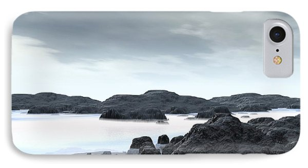 Fog IPhone Case by John Pangia