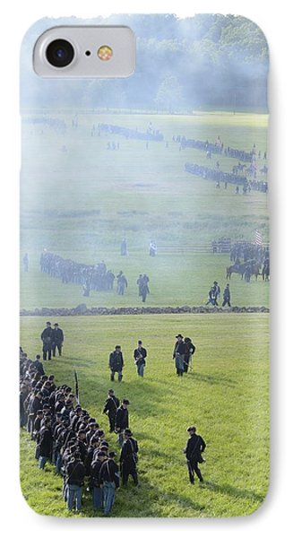 Fog Of War IPhone Case