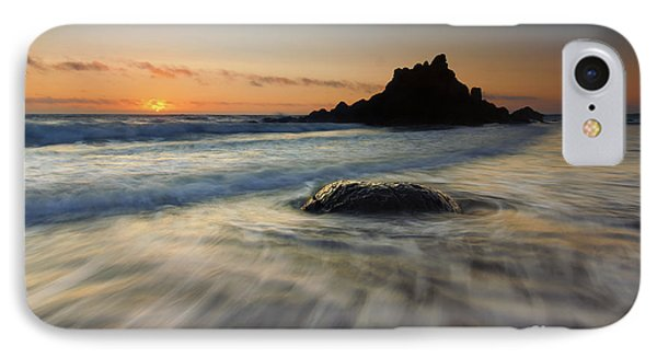 Fogarty Tides Phone Case by Mike  Dawson