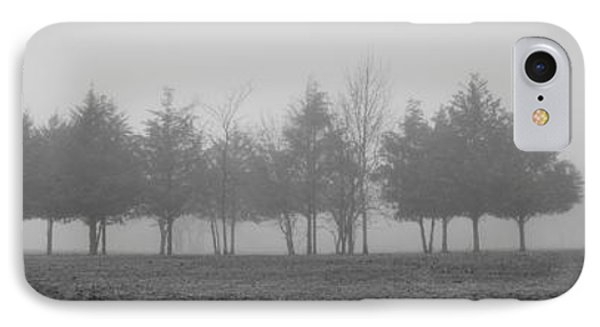 IPhone Case featuring the photograph Foggy Day by Cheryl McClure