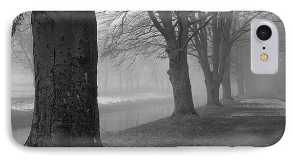 IPhone Case featuring the photograph Foggy Day by Randi Grace Nilsberg