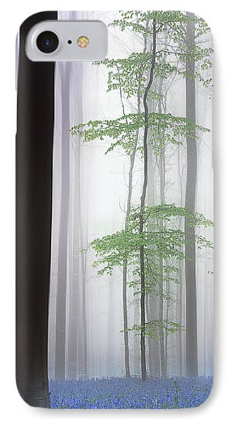 Foggy Forest .... IPhone Case