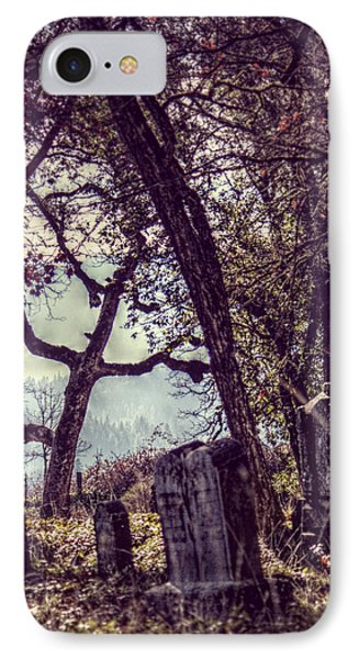 IPhone Case featuring the photograph Foggy Memories by Melanie Lankford Photography