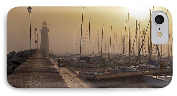 Foggy Morning IPhone Case by Simona Ghidini