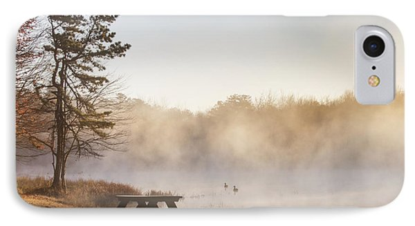 IPhone Case featuring the photograph Foggy Morning by Yelena Rozov