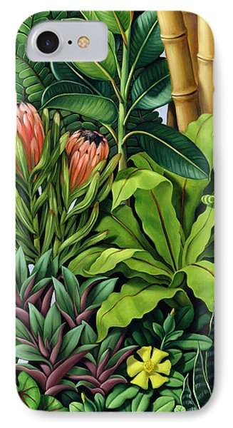 Foliage IIi IPhone Case by Catherine Abel