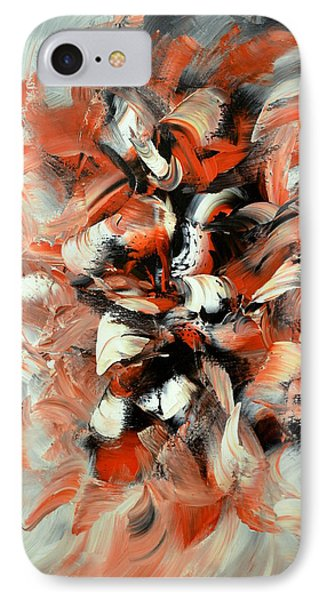 Folies Bergeres Phone Case by Isabelle Vobmann