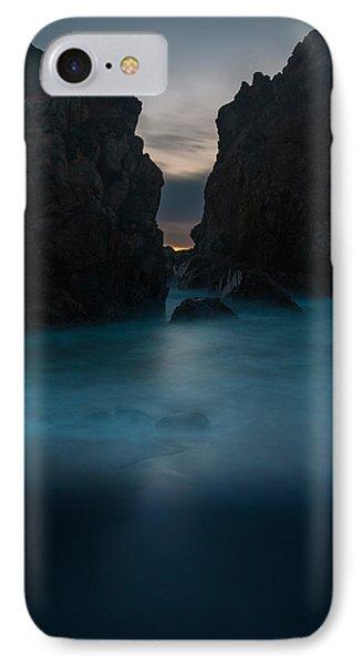 Follow The Light.... Big Sur IPhone Case by Tim Bryan