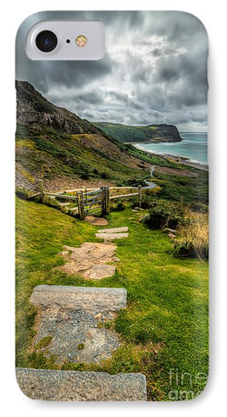 Follow The Path Phone Case by Adrian Evans