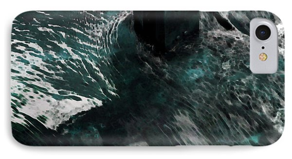 IPhone Case featuring the photograph Follow The Tao by Lauren Radke