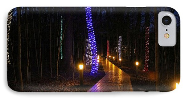 IPhone Case featuring the photograph Follow The Yellow Brick Road by Robert McCubbin