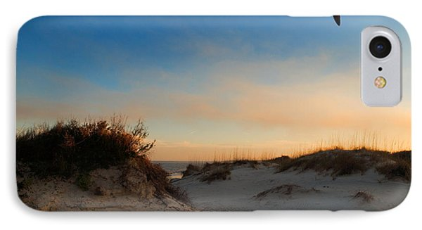 IPhone Case featuring the photograph Follow Your Dreams by Laura Ragland