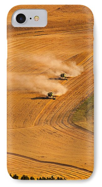Following IPhone Case by Mary Jo Allen