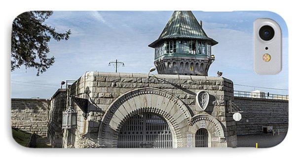 Folsom Prison In Folsom IPhone Case by Carol M Highsmith