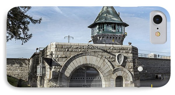 Folsom Prison In Folsom IPhone Case