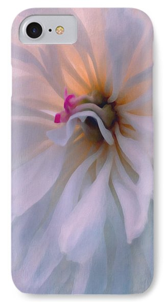 IPhone Case featuring the photograph Romance by Jean OKeeffe Macro Abundance Art