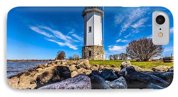 Fond Du Lac Lighthouse IPhone 7 Case
