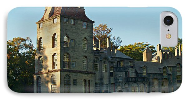 Fonthill Castle In September - Doylestown IPhone Case